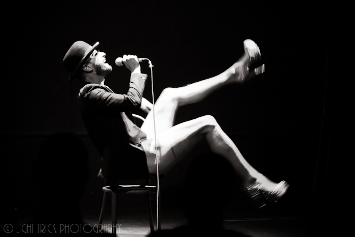 Jonny Woo at The Marlborough Theater Brighton