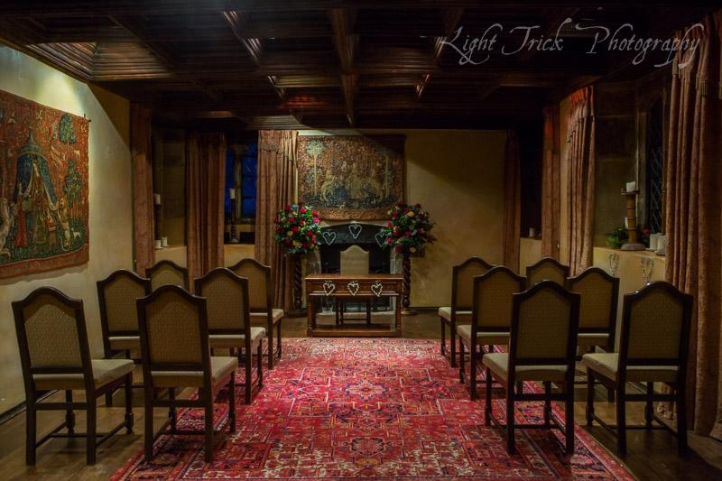 Bailiffscourt Hotel Music Room