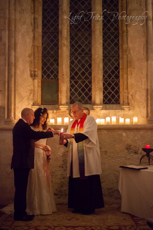 Bailiffscourt Chapel wedding