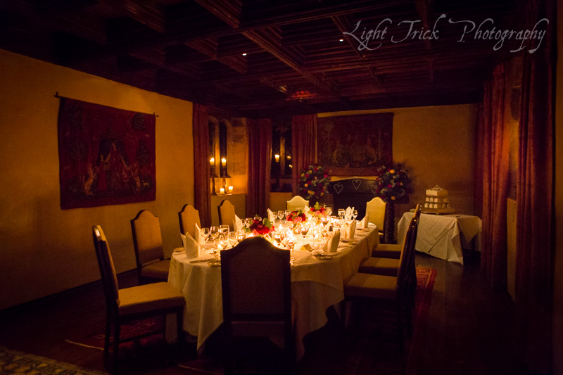 Bailiffscourt Hotel & Spa Music Room dinner