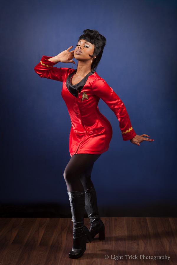 Burlesque Uhura