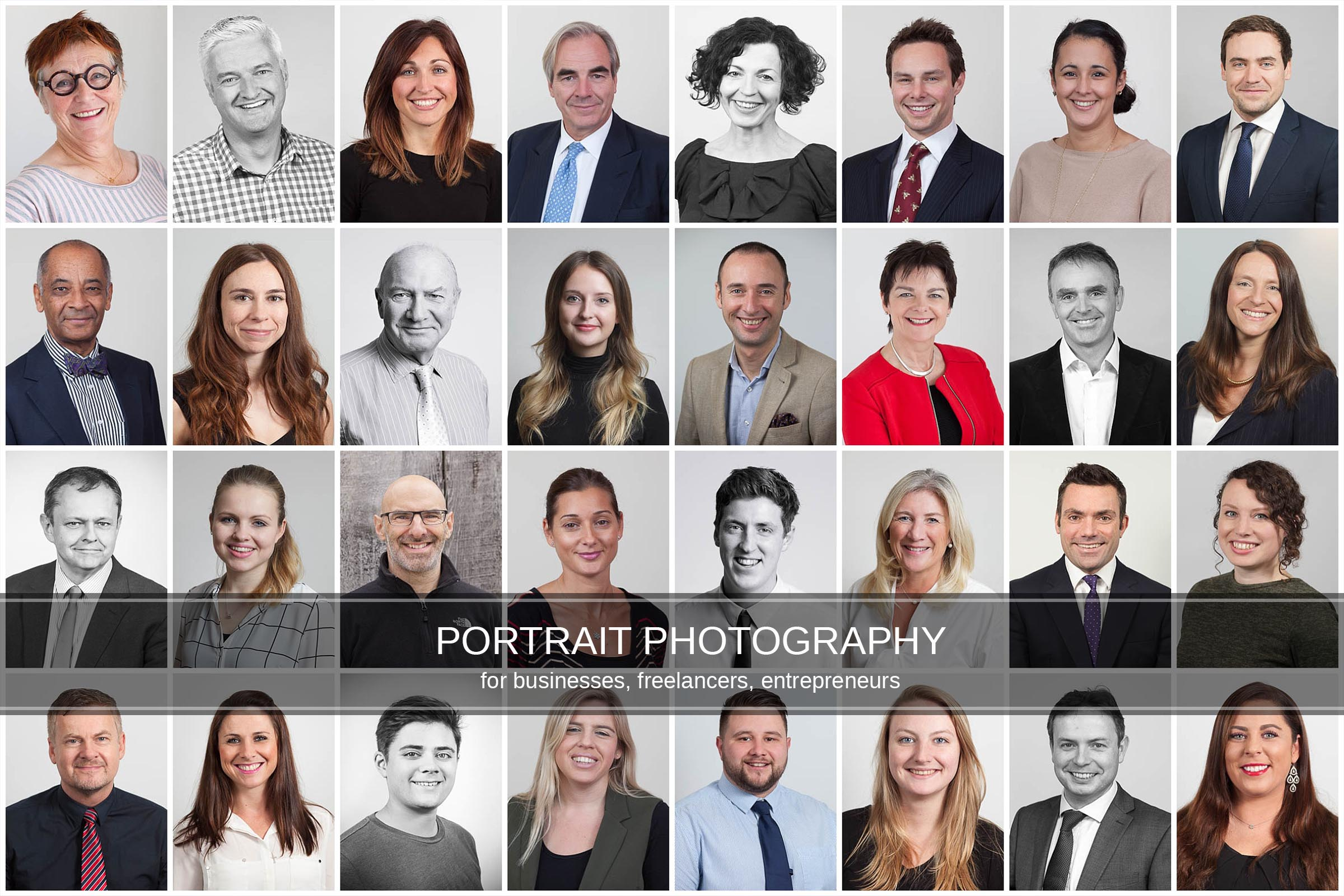 business portrait photography Sussex