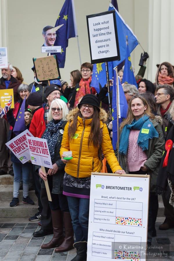 Brighton Peoples Vote Rally