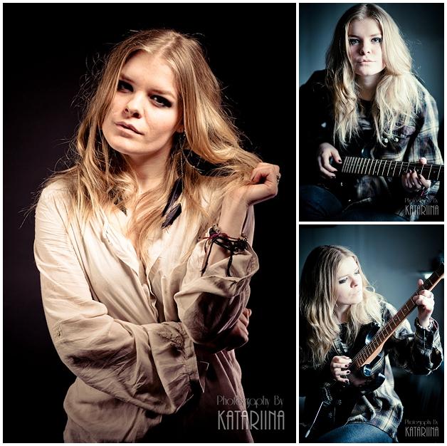 model portfolio shoot - character photos