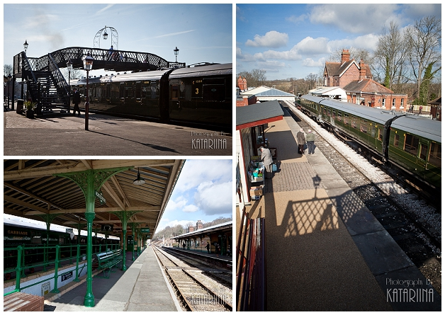Bluebell Railway - Sheffield Park Station