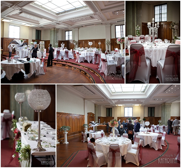 wedding dressings, wedding decorations, Pelham House Lewes