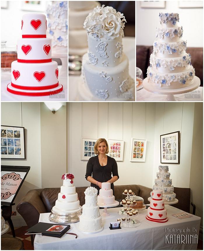wedding cakes, Cake Maison