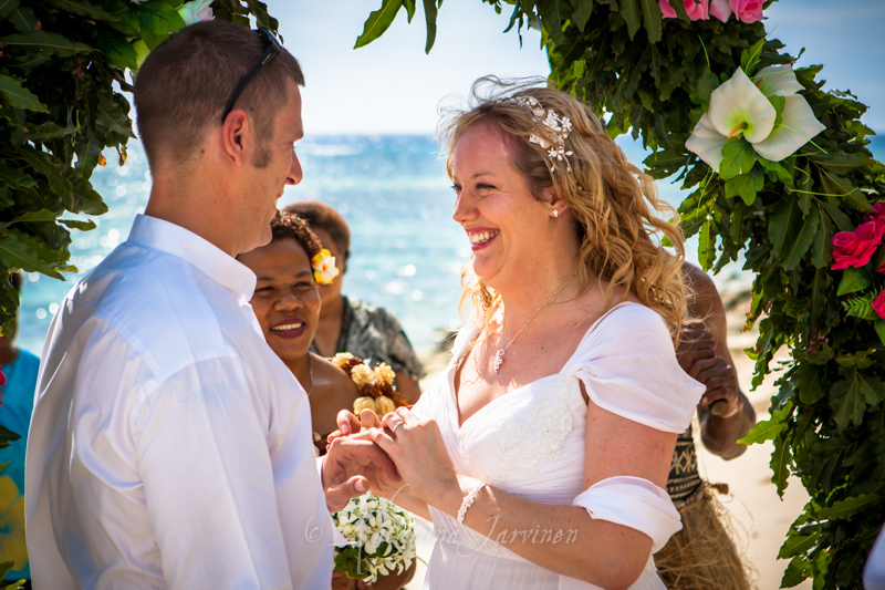 Brighton wedding photographer - happy couple smiling