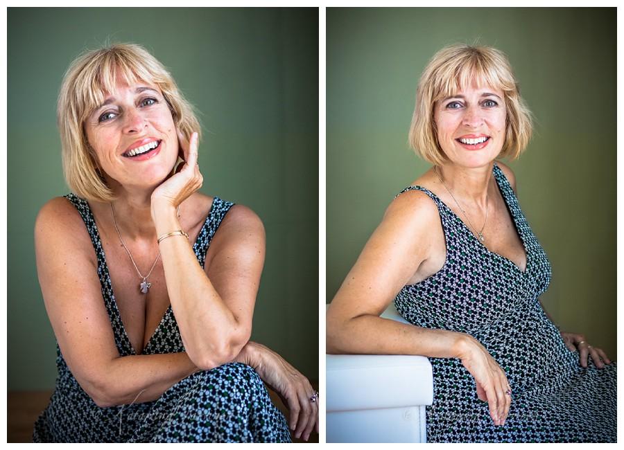 present for 50th birthday - portrait photo shoot gift voucher