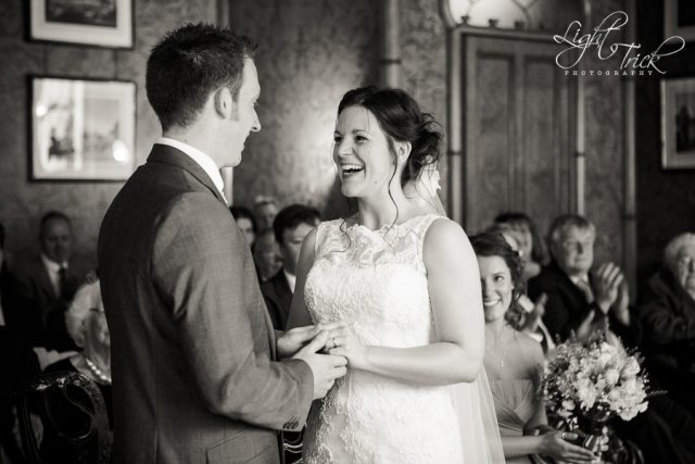 wedding at The Red Room, The Royal Pavilion, Brighton
