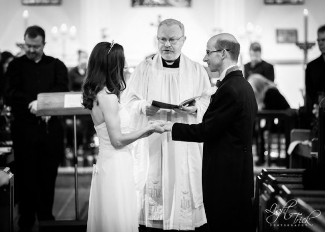 reportage wedding photography at St Anne's Church in Lewes, East Sussex