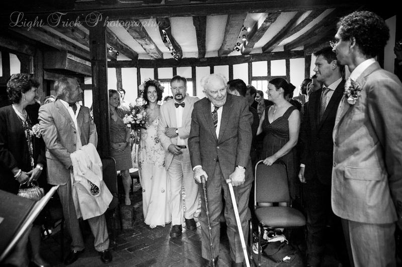 unusual wedding venues in East Sussex