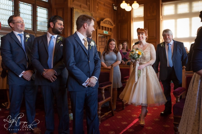 Eastbourne Town Hall wedding Council Chamber