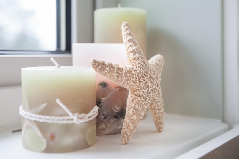bathroom detail starfish