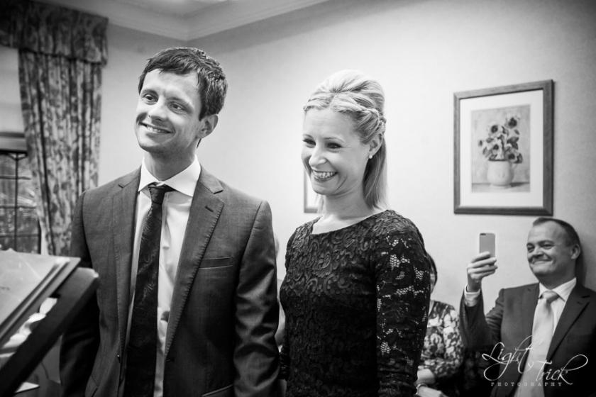 Weybridge registry office wedding