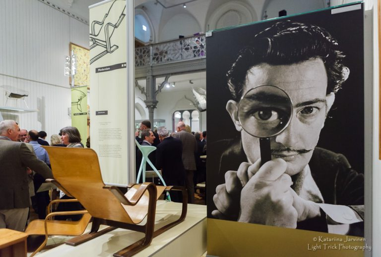 Salvador Dali at Brighton Museum