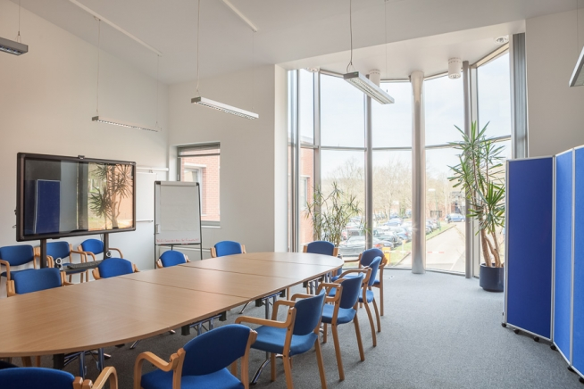 interior photography meeting room