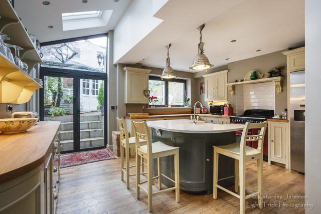 huge kitchen Brighton