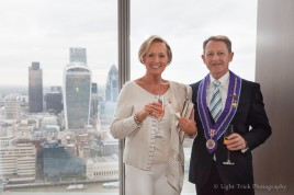 Event photography at The Shard London